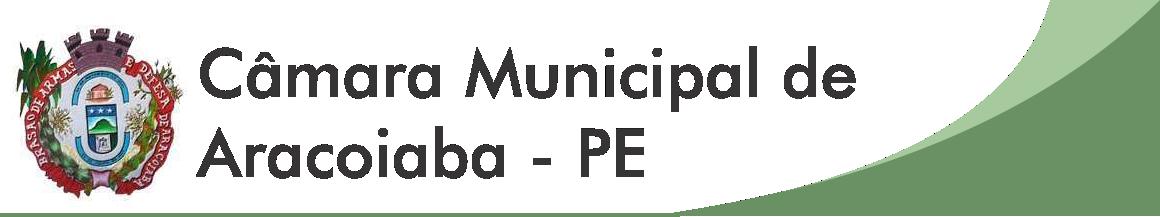 Câmara Municipal de Araçoiaba – PE