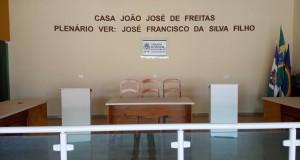 Plenário da Câmara Legislativa de Araçoiaba – PE